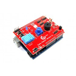 Kit Codeduino UNO R3 + Easy SHield + LCD 1602